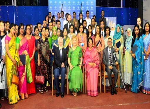50 Bangladeshis receive Australia awards scholarship