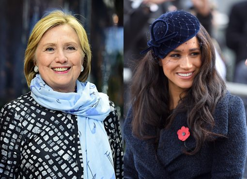 Meghan Markle's Biggest Supporter? Hillary Clinton